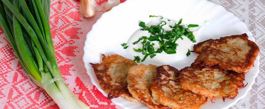 belarus draniki potato pancakes