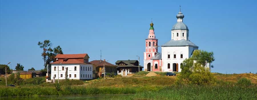 tours of suzdal
