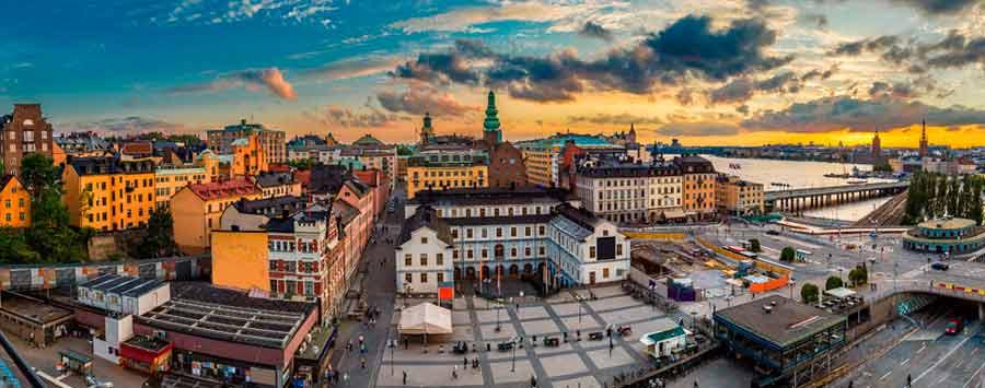 tours of sweden stockholm