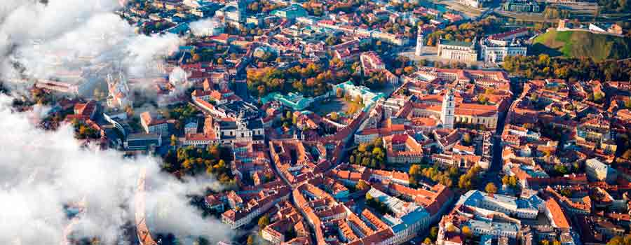 tours of vilnius lithuania