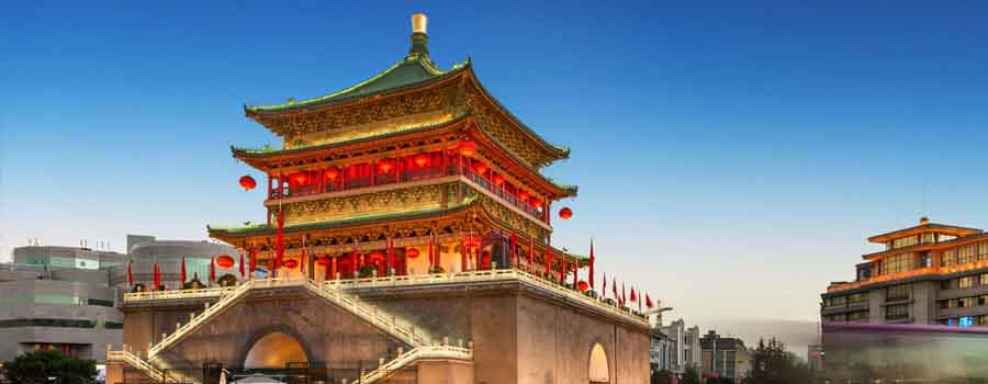 tours of xian city