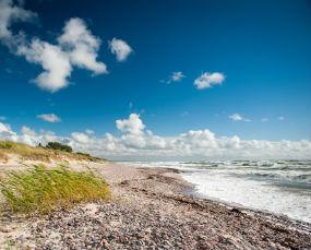 Baltic Sea Coastline, Lithuania