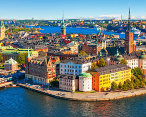 Stockholm panorama, Sweden