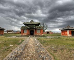 Erdene Zuu Monastery, Kharkhorin