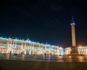 Hermitage St. Petersburg, Russia