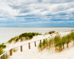 High Dune in Nida, Lithuania
