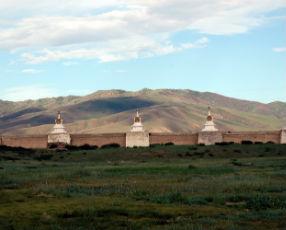 Kharkhorin panorama
