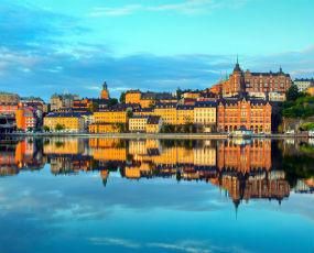 Stockholm panorama, Sweden