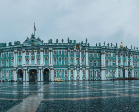 Winter Palace St Petersburg