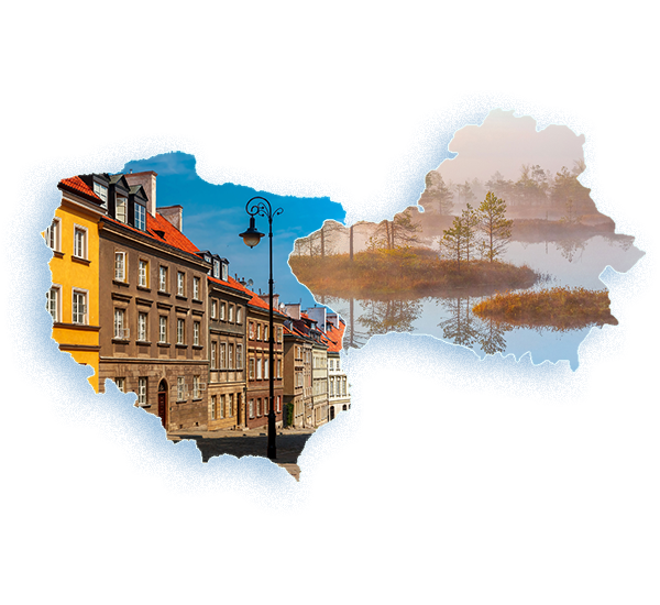 poland and belarus regions baltic tours