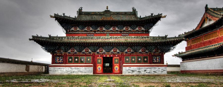 erdene zuu monastery place