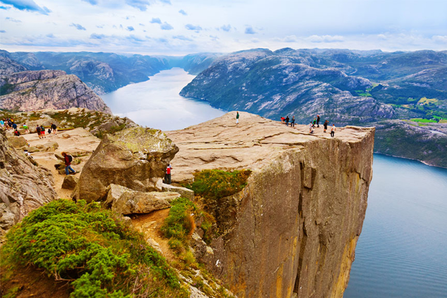 Norwegian Fjords hiking | Baltic Tours