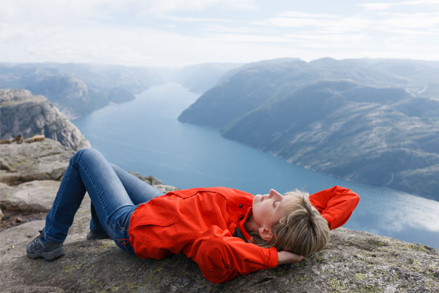 Norwegian Fjords meditation | Baltic Tours