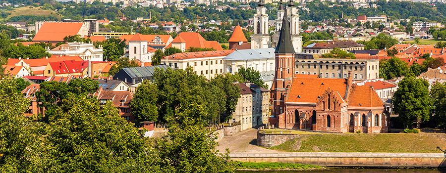 Visit Kaunas. Kaunas Tour. Baltic Tours