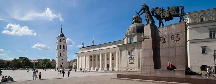 Vilnius tours. Tour of Vilnius. Travel Lithuania. Baltic tours.