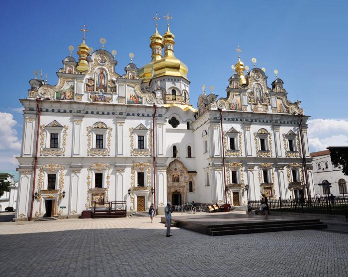 Cave Monastery Kiev Ukraine Baltic Tours 700x558