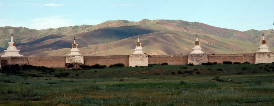 Travel Mongolia. Visit Kharkhorin. Baltic Tours.