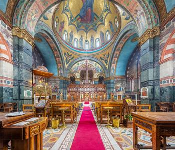 Saint Sophia Cathedral Ukraine Kiev