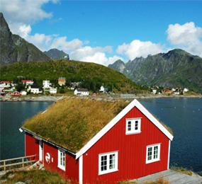 Stalheim, Norway