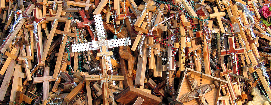 Hill of Crosses. Visit Šiauliai. Baltic Tours.