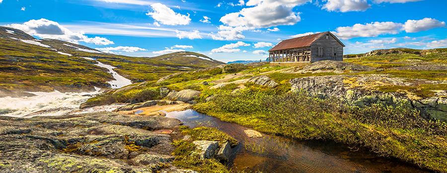 Geilo. Visit Norway. Baltic Tours