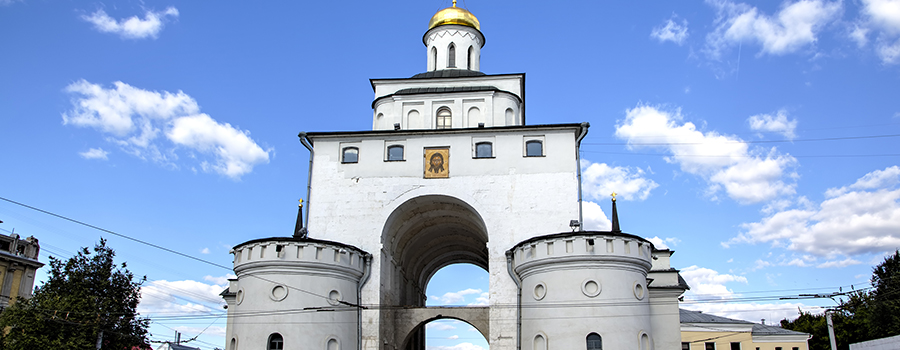 Tours in Vladimir. Baltic Tours.