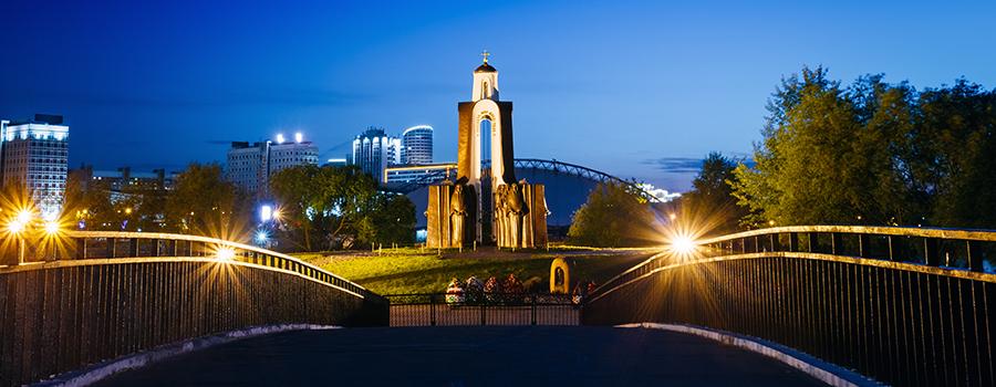 Tours in Minsk. Visit Minsk. Baltic Tours.