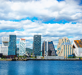 Oslo City, Norway