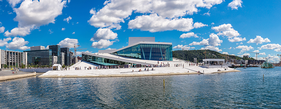 Visit Oslo. Tours in Oslo. Baltic Tours.