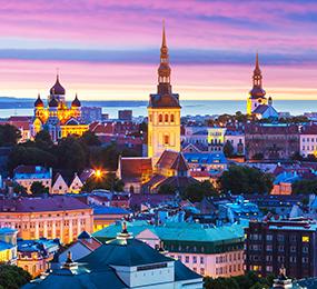 Tallinn Tour. Visit Tallinn. Baltic Tours.