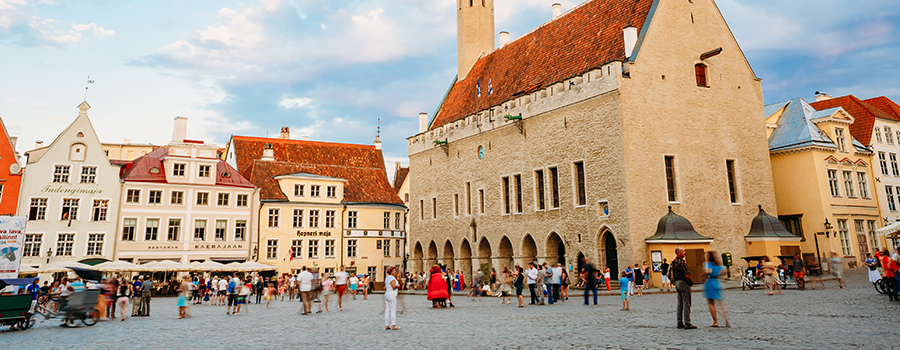 Visit Tallinn. Tour in Tallinn. Baltic Tours.
