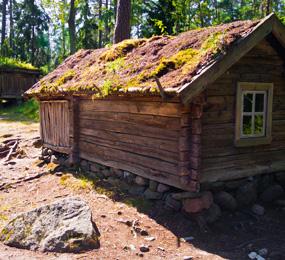 Seurasaari Open-Air Museum, Finland