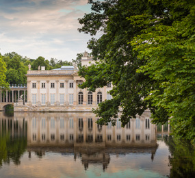 Optional Tour Royal Lazienki Park And The Palace On The Water