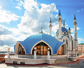 Mosque of Kazan