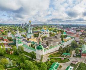 Sergiev Posad, Moscow