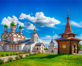 Temple of St. Sergius of Radonezh, Sviyazhsk