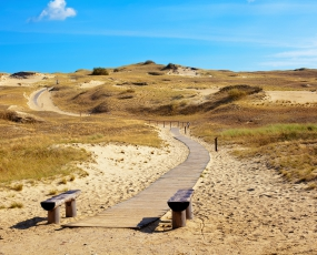 UNESCO World Heritage Site - Curonian Spit, Lithuania
