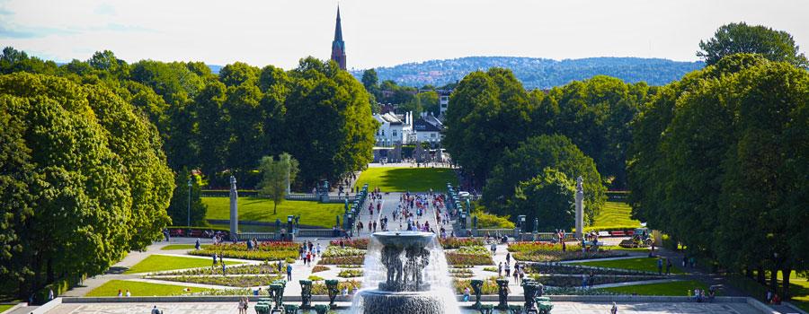 Vigeland-Norway