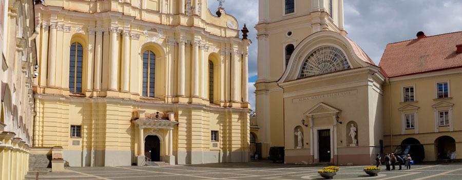 Vilnius-Church