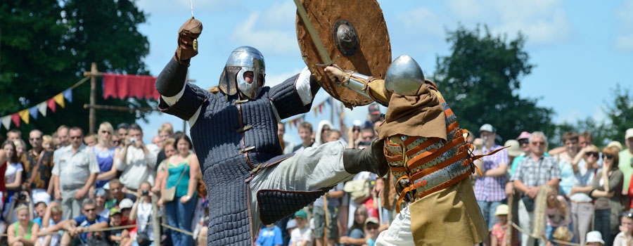 Medieval-Fight