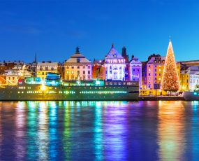 Christmas time in Stockholm