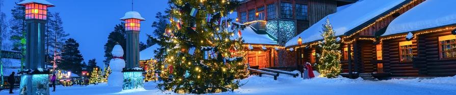 vidine_Santa Village Rovaniemi