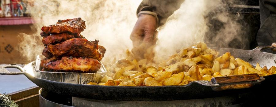 Street-grill