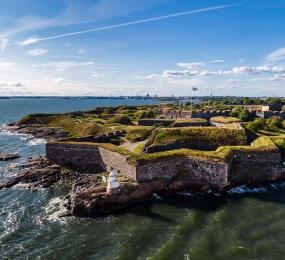 Suomenlinna Fortress, Finland