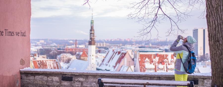 winter estonia
