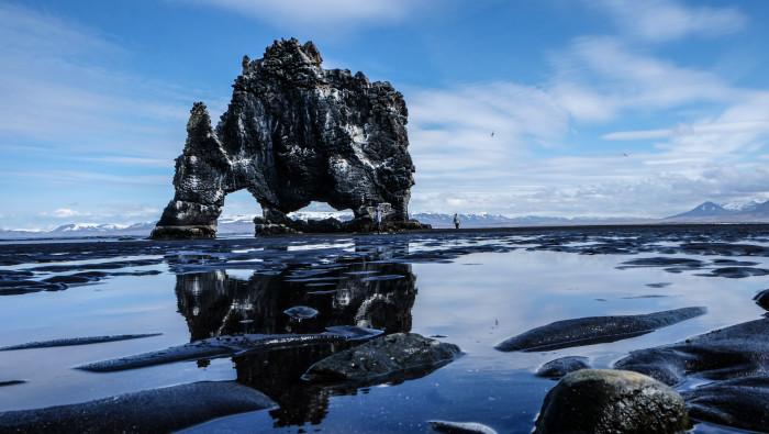 Hvitserkur rock formation