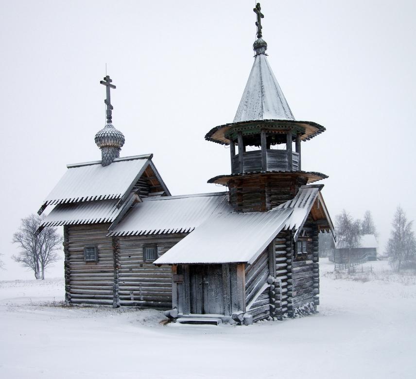 Wooden Architecture, Kizhi